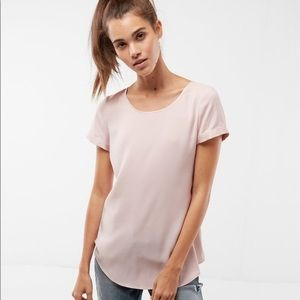 Express Gramercy tee - perfect work blouse